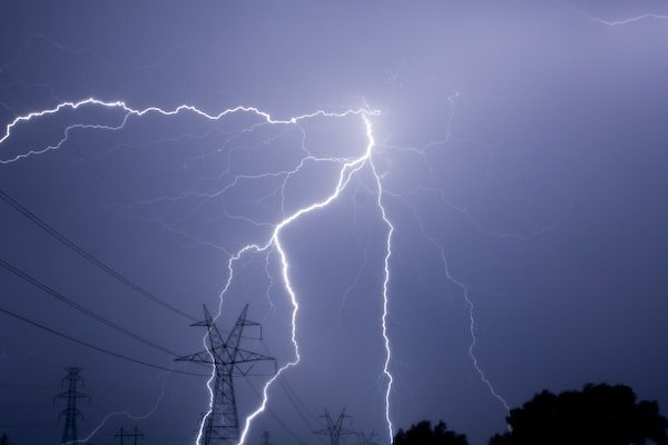 Thunder and Electric Tower