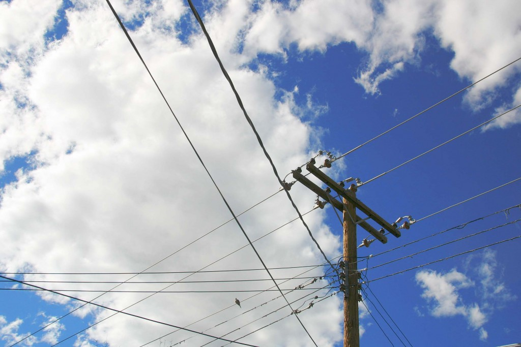 Commonly seen power lines in residential neighborhoods usually have low voltage, but may pose more health consequences for kids.