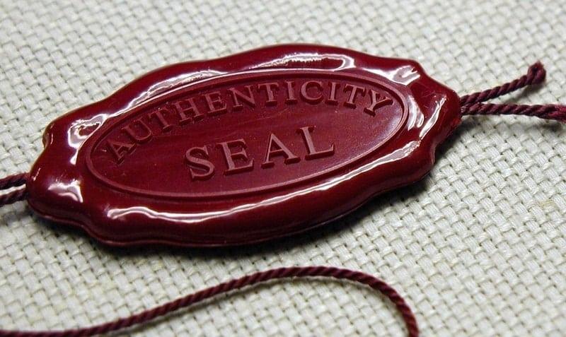 authenticity-seal (Demo)
