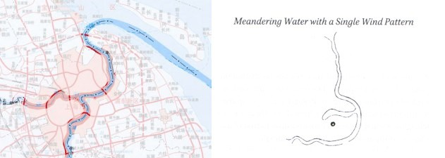 """Water Dragon Pattern call the """"Meandering Water with a Single Wind Pattern"""""""