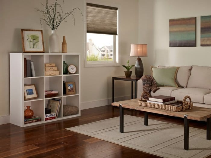 Create an emotional attachment with your clutter-free environment.