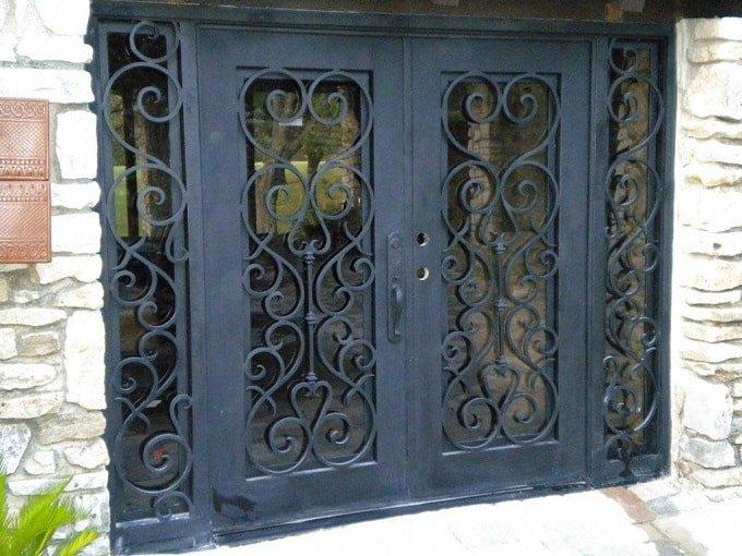 Wrought-Iron-Security-Doors-Feng Shui-min (Demo)